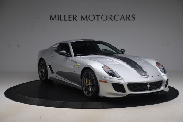 Used 2011 Ferrari 599 GTO for sale Sold at Maserati of Greenwich in Greenwich CT 06830 11