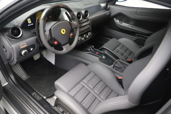 Used 2011 Ferrari 599 GTO for sale Sold at Maserati of Greenwich in Greenwich CT 06830 13