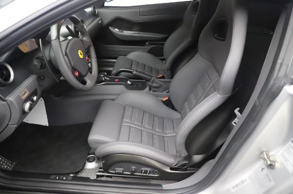 Used 2011 Ferrari 599 GTO for sale Sold at Maserati of Greenwich in Greenwich CT 06830 14