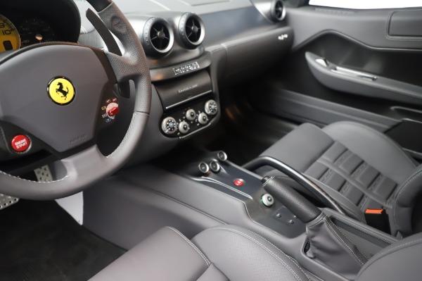Used 2011 Ferrari 599 GTO for sale Sold at Maserati of Greenwich in Greenwich CT 06830 22