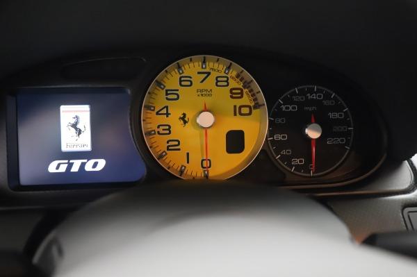 Used 2011 Ferrari 599 GTO for sale Sold at Maserati of Greenwich in Greenwich CT 06830 27