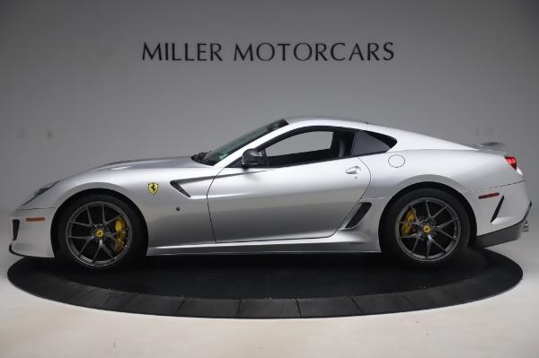 Used 2011 Ferrari 599 GTO for sale Sold at Maserati of Greenwich in Greenwich CT 06830 3