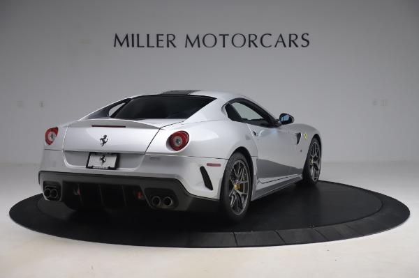 Used 2011 Ferrari 599 GTO for sale Sold at Maserati of Greenwich in Greenwich CT 06830 7