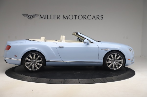 Used 2017 Bentley Continental GT Convertible W12 for sale $169,900 at Maserati of Greenwich in Greenwich CT 06830 10
