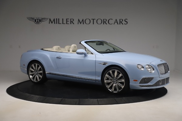 Used 2017 Bentley Continental GT Convertible W12 for sale $169,900 at Maserati of Greenwich in Greenwich CT 06830 11