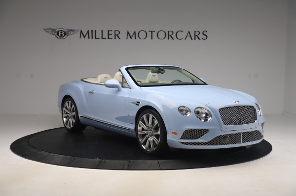 Used 2017 Bentley Continental GT Convertible W12 for sale $169,900 at Maserati of Greenwich in Greenwich CT 06830 12