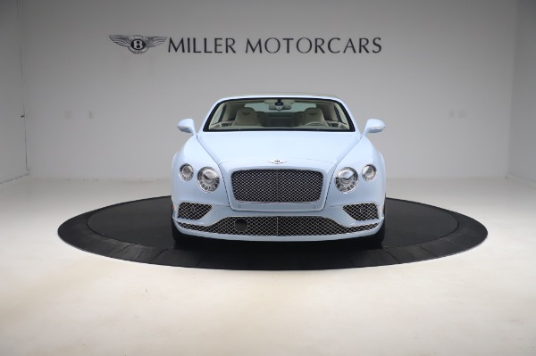 Used 2017 Bentley Continental GT Convertible W12 for sale $169,900 at Maserati of Greenwich in Greenwich CT 06830 13