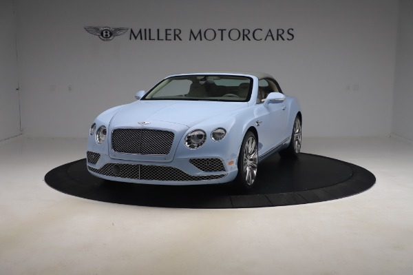 Used 2017 Bentley Continental GT Convertible W12 for sale $169,900 at Maserati of Greenwich in Greenwich CT 06830 14