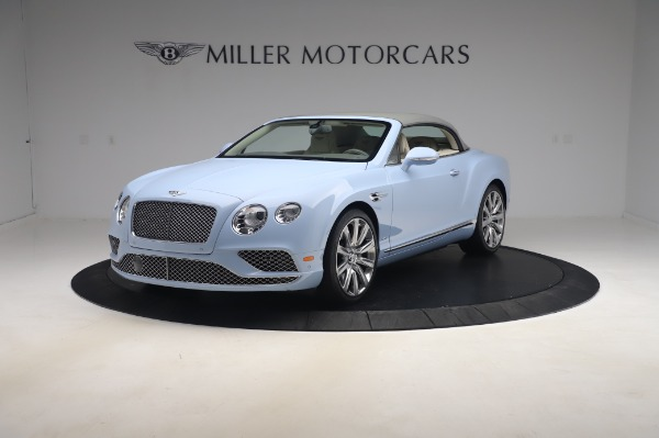 Used 2017 Bentley Continental GT Convertible W12 for sale $169,900 at Maserati of Greenwich in Greenwich CT 06830 15