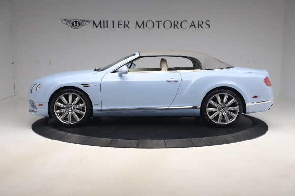 Used 2017 Bentley Continental GT Convertible W12 for sale $169,900 at Maserati of Greenwich in Greenwich CT 06830 16