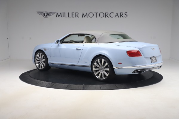 Used 2017 Bentley Continental GT Convertible W12 for sale $169,900 at Maserati of Greenwich in Greenwich CT 06830 18
