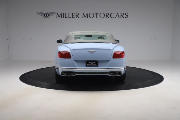 Used 2017 Bentley Continental GT Convertible W12 for sale $169,900 at Maserati of Greenwich in Greenwich CT 06830 19