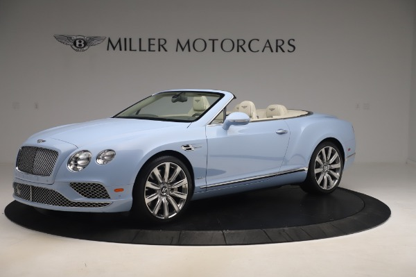 Used 2017 Bentley Continental GT Convertible W12 for sale $169,900 at Maserati of Greenwich in Greenwich CT 06830 2