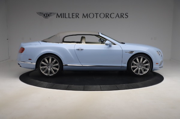 Used 2017 Bentley Continental GT Convertible W12 for sale $169,900 at Maserati of Greenwich in Greenwich CT 06830 22