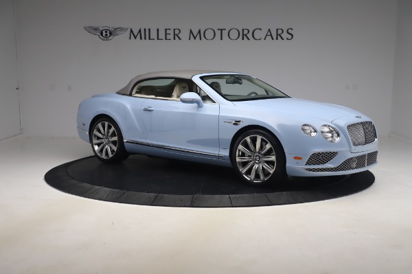 Used 2017 Bentley Continental GT Convertible W12 for sale $169,900 at Maserati of Greenwich in Greenwich CT 06830 23