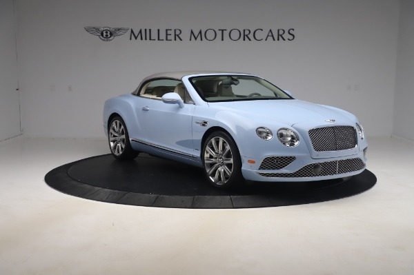 Used 2017 Bentley Continental GT Convertible W12 for sale $169,900 at Maserati of Greenwich in Greenwich CT 06830 24