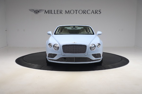 Used 2017 Bentley Continental GT Convertible W12 for sale $169,900 at Maserati of Greenwich in Greenwich CT 06830 25