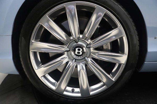 Used 2017 Bentley Continental GT Convertible W12 for sale $169,900 at Maserati of Greenwich in Greenwich CT 06830 27