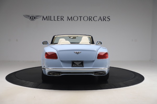 Used 2017 Bentley Continental GT Convertible W12 for sale $169,900 at Maserati of Greenwich in Greenwich CT 06830 6