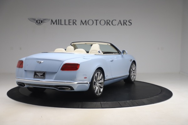 Used 2017 Bentley Continental GT Convertible W12 for sale $169,900 at Maserati of Greenwich in Greenwich CT 06830 7