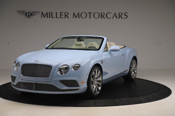 Used 2017 Bentley Continental GT Convertible W12 for sale $169,900 at Maserati of Greenwich in Greenwich CT 06830 1