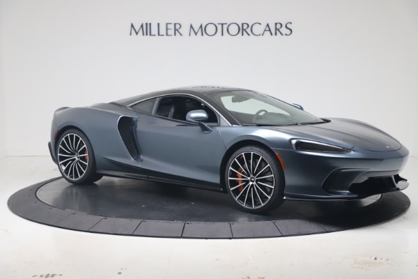 New 2020 McLaren GT Luxe for sale $247,125 at Maserati of Greenwich in Greenwich CT 06830 10
