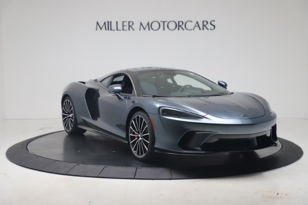 New 2020 McLaren GT Luxe for sale $247,125 at Maserati of Greenwich in Greenwich CT 06830 11