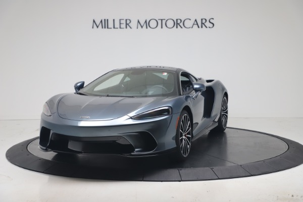 New 2020 McLaren GT Luxe for sale $247,125 at Maserati of Greenwich in Greenwich CT 06830 2