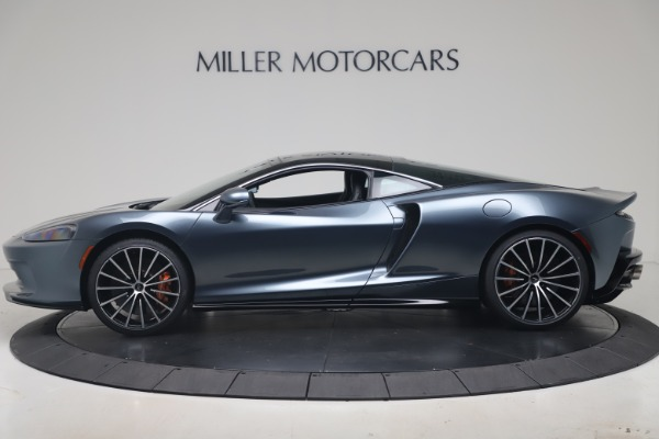 New 2020 McLaren GT Luxe for sale $247,125 at Maserati of Greenwich in Greenwich CT 06830 3