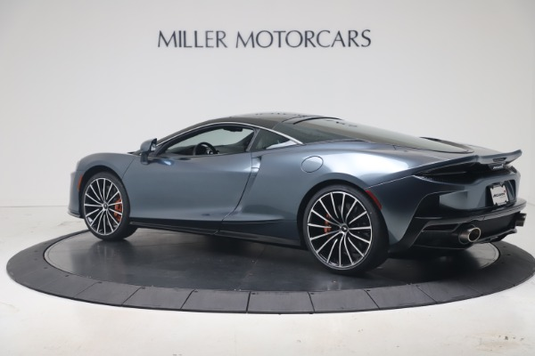 New 2020 McLaren GT Luxe for sale $247,125 at Maserati of Greenwich in Greenwich CT 06830 4