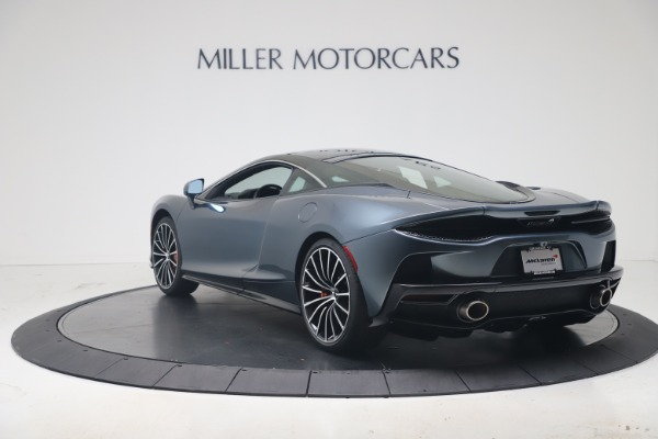 New 2020 McLaren GT Luxe for sale $247,125 at Maserati of Greenwich in Greenwich CT 06830 5