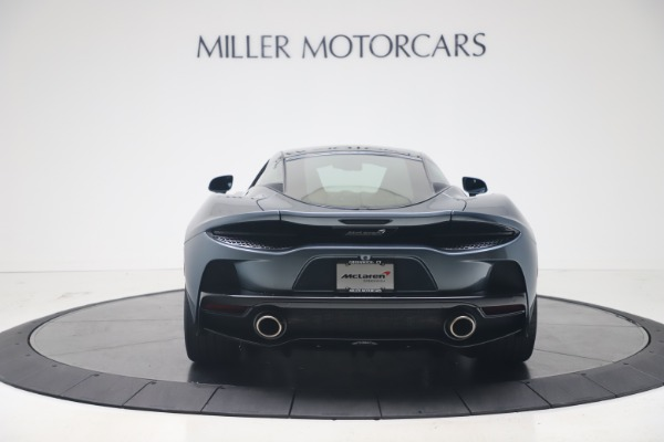 New 2020 McLaren GT Luxe for sale $247,125 at Maserati of Greenwich in Greenwich CT 06830 6