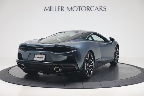 New 2020 McLaren GT Luxe for sale $247,125 at Maserati of Greenwich in Greenwich CT 06830 7