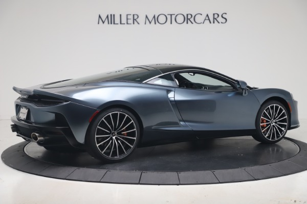 New 2020 McLaren GT Luxe for sale $247,125 at Maserati of Greenwich in Greenwich CT 06830 8