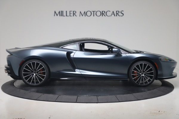 New 2020 McLaren GT Luxe for sale $247,125 at Maserati of Greenwich in Greenwich CT 06830 9