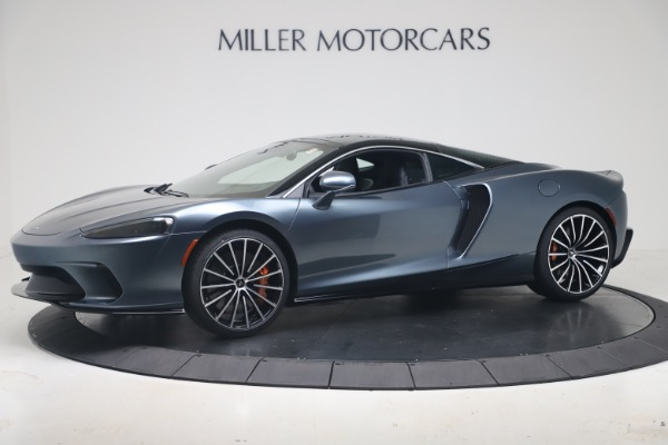 New 2020 McLaren GT Luxe for sale $247,125 at Maserati of Greenwich in Greenwich CT 06830 1