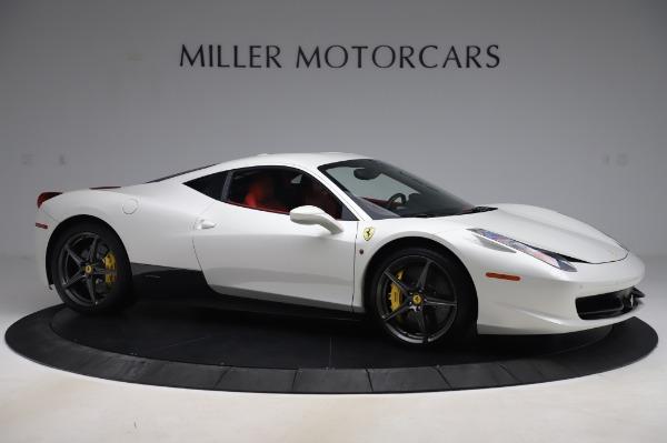 Used 2013 Ferrari 458 Italia for sale $229,900 at Maserati of Greenwich in Greenwich CT 06830 10