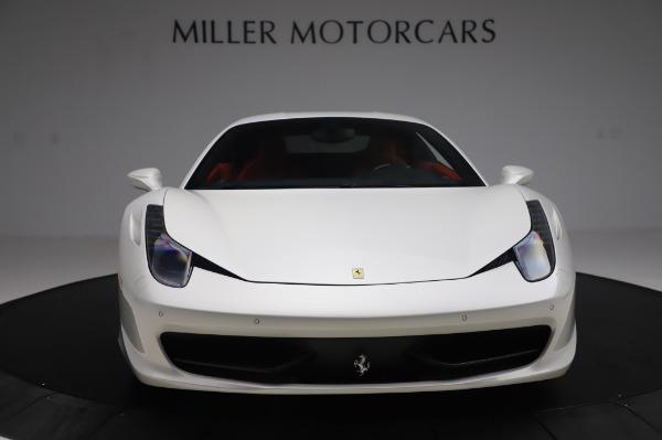 Used 2013 Ferrari 458 Italia for sale $229,900 at Maserati of Greenwich in Greenwich CT 06830 12