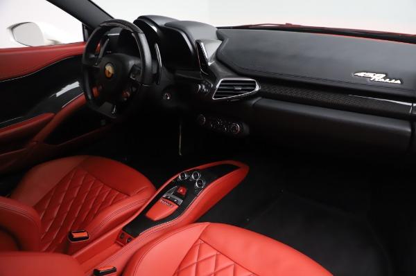 Used 2013 Ferrari 458 Italia for sale Sold at Maserati of Greenwich in Greenwich CT 06830 18