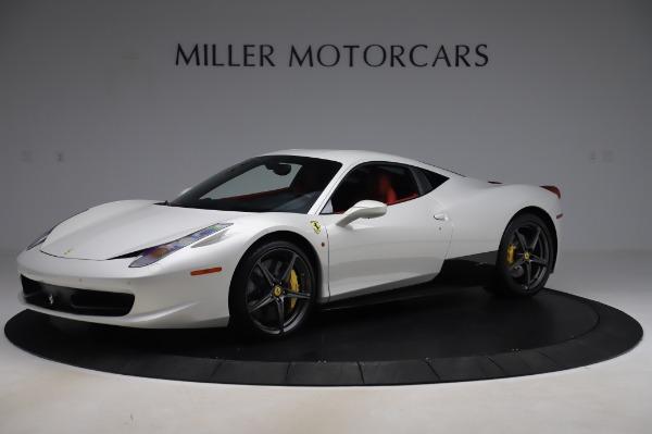 Used 2013 Ferrari 458 Italia for sale $229,900 at Maserati of Greenwich in Greenwich CT 06830 2