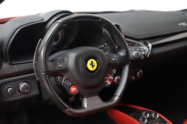 Used 2013 Ferrari 458 Italia for sale Sold at Maserati of Greenwich in Greenwich CT 06830 21