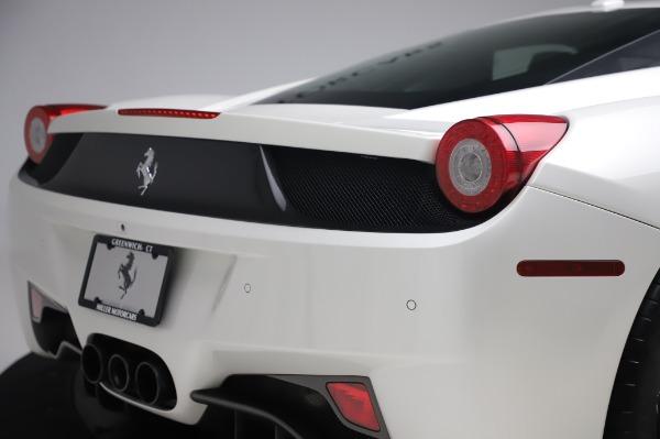 Used 2013 Ferrari 458 Italia for sale Sold at Maserati of Greenwich in Greenwich CT 06830 27