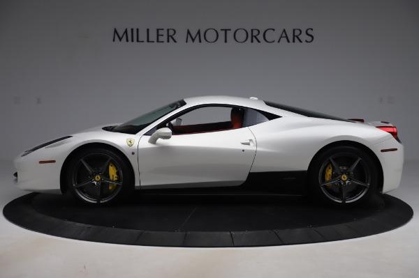 Used 2013 Ferrari 458 Italia for sale Sold at Maserati of Greenwich in Greenwich CT 06830 3