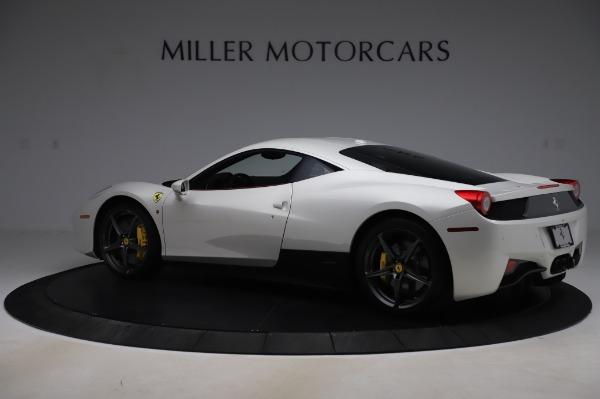 Used 2013 Ferrari 458 Italia for sale Sold at Maserati of Greenwich in Greenwich CT 06830 4