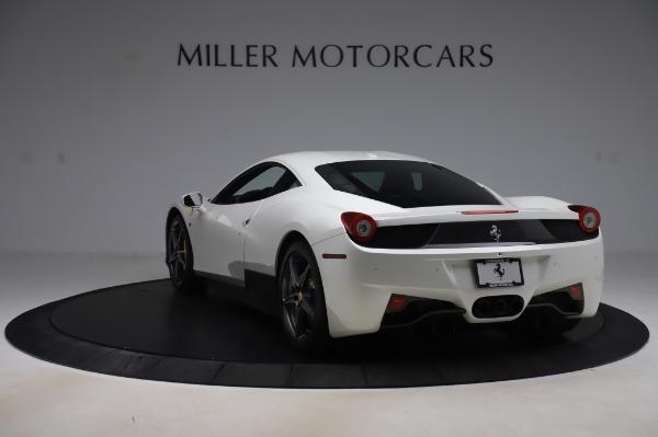 Used 2013 Ferrari 458 Italia for sale $229,900 at Maserati of Greenwich in Greenwich CT 06830 5
