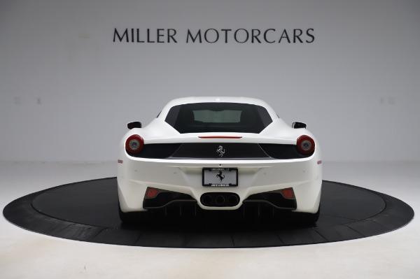 Used 2013 Ferrari 458 Italia for sale $229,900 at Maserati of Greenwich in Greenwich CT 06830 6
