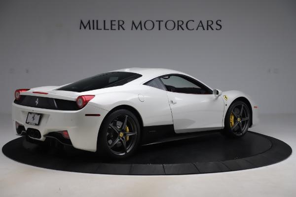 Used 2013 Ferrari 458 Italia for sale Sold at Maserati of Greenwich in Greenwich CT 06830 7