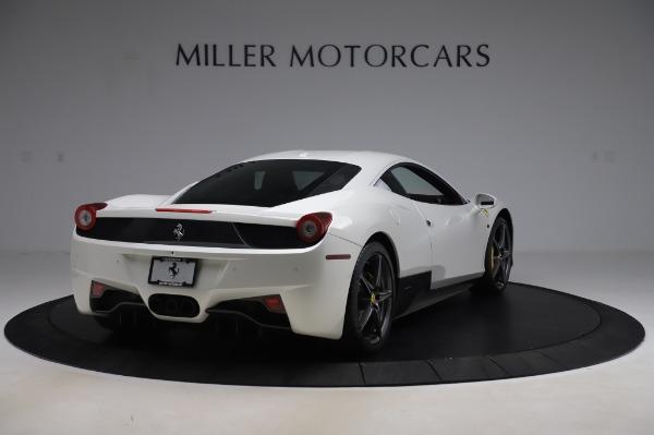 Used 2013 Ferrari 458 Italia for sale $229,900 at Maserati of Greenwich in Greenwich CT 06830 8