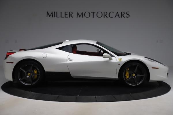 Used 2013 Ferrari 458 Italia for sale $229,900 at Maserati of Greenwich in Greenwich CT 06830 9