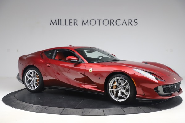 Used 2020 Ferrari 812 Superfast for sale Sold at Maserati of Greenwich in Greenwich CT 06830 10